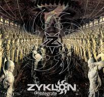 Zyklon - Disintegrate [CD]