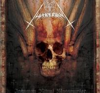 Thunderbolt - Inhuman Ritual Massmurder [CD]
