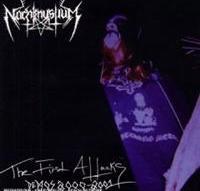 Nachtmystium - The First Attacks 2000-2001 [CD]