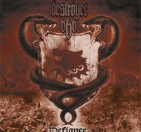 Destroyer 666 - Defiance [CD]