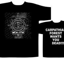 Carpathian Forest - Wants You Dead [TS]