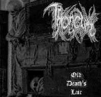 Throneum - Old Death's Lair [CD]