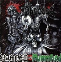 Abscess - Damned and Mummified [CD]
