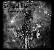 Legacy of Blood - Infernal Cult of Blood [M-CD]