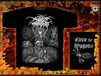 Darkthrone - Cirlcle The Wagons [TS]