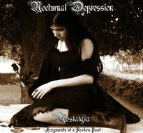 Nocturnal Depression - Nostalgia - Fragments of a Broken Past [CD]