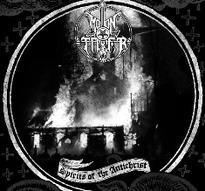 Moontower - Spirits of the Antichrist [CD]