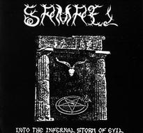 Samael - Into the Infernal Storm of Evil [CD]