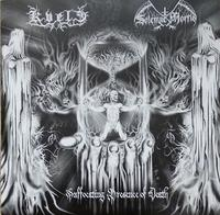 Kvele/Solemne Mortis - Suffocating Presence of Death [CD]