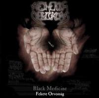 Aetherius Obscuritas - Black Medicine / Fekete Orvossag [CD]