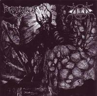 Arckanum/Svartsyn - Kaos Svarta Mar/Skinning the Lambs - Split [CD]