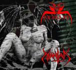 Abigail/Mantak - Split: The Eastern Desekratorz [CD]