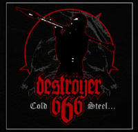Deströyer 666 - Cold steel for an iron age [CD]
