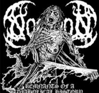 Nominon - Remnants of a Diabolical History [CD]