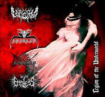 Abigail/The True Endless/Catacumba/Taekaury - Region of the Underworld [CD]