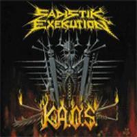 Sadistik Exekution - K.A.O.S. [CD]