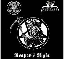 Abigail/Sign of Evil - Reaper's Night [CD]