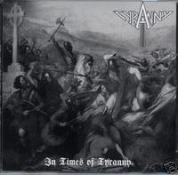 Tyranny - In Times of Tyranny [M-CD]