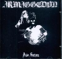 Armaggedon - Ave Satan [CD]
