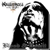 Nattefrost - Blood & Vomit [CD]