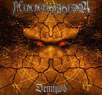 Ninnghizhidda - Demigod [Digi-CD]
