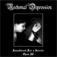 Nocturnal Depression - Soundtrack for a Suicide - Opus II [CD]