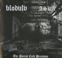 Blodulv/Aska - The Purest Cold Precision [CD]