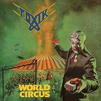 Toxik - World circus [CD]