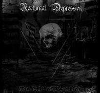 Nocturnal Depression - The Cult of Negation [CD]