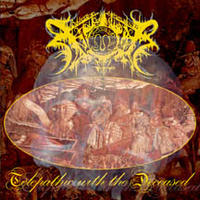Xasthur - Telepathic With The Deceased [CD]