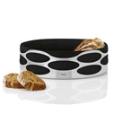 Stelton Embrace brödkorg, svart