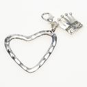Pearls for Girls. Berlock Hjärta