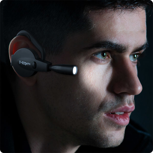 I-SIGHT, Ear-Mounted Light