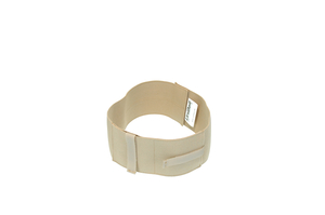 Beige waist belt, small