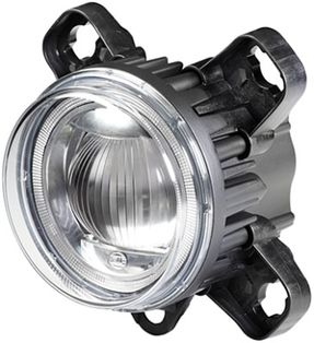 Helljusstrålkastare LED  Hella