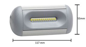 Ytterbelysning LED mikro