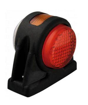 Breddmarkering gummiarm LED