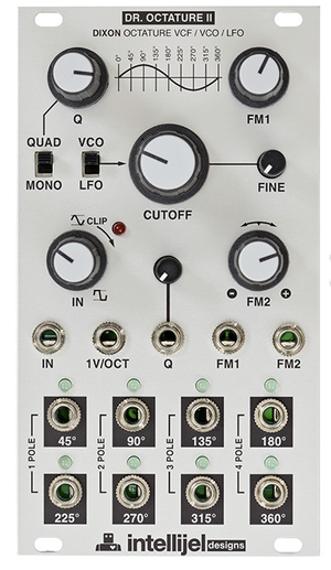 INTELLIJEL DESIGNS DR OCTATURE II