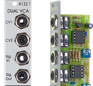 A132-1 DUAL VCA (SSM VERSION)