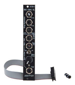 A184-1 RINGMOD / SHOLD / SLEW LIMITER