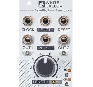 SHAKMAT MODULAR - WHITE GALLOP
