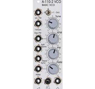 A110-2 BASIC VCO WITH LIN FM & SOFT SYNC