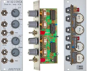 A132-3 DUAL LIN/LOG VCA