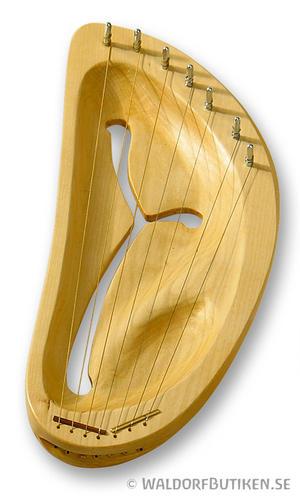 Musikinstrument: Pentatonisk Barn Lyra (LGP)