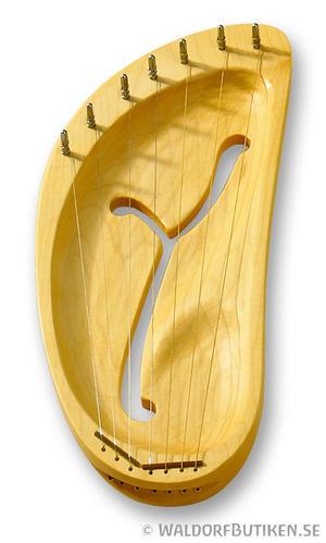 Musikinstrument: Pentatonisk Lyra (LNP)