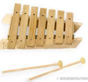 Xylofon Pentatonisk 7 toner
