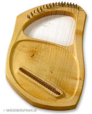 Musikinstrument: Lyra Skola (LSK)
