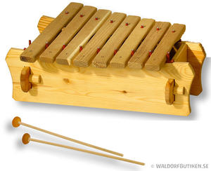Musikinstrument: Marimba Diatonisk 8 toner (XDL008)