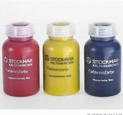 Stockmar Aquarellfärger 50ml 3pack