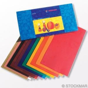 Bivaxfolier breda 18 färger
